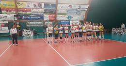 D - Gio Volley ko al tie break contro il San Paolo