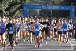 We Run Rome 2017: anche gli arbitri scaldano i motori