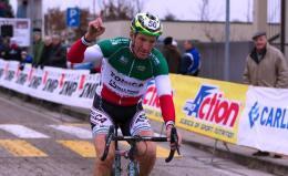 MTB - Mariuzzo sul podio nel giro d'Italia ciclocross