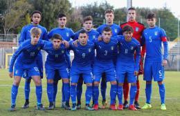 Italia Under 18: il 23 marzo l'amichevole con l'Olanda