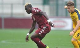 Kone, D'Alena e Rauti: la Lazio si arrende a Torino