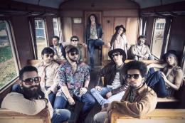 The Capital Strokes: la forza del funk live all'Elegance