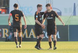 Kastrati salva la Roma: ripreso il Torino in 10 contro 11