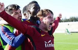 Roma di rimonta: Marcucci e Keba ribaltano la Juventus
