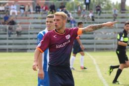 """Lupa Roma, Santarelli: """"Ecco la mia dedica e il mio futuro"""""""