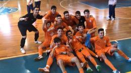Dream Team Allievi: Abruzzo steso e quinto scudetto
