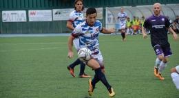 """Unipomezia, Porzi: """"Il gol? Fortunato, volevo crossarla"""""""