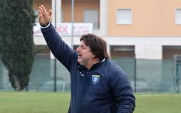 """Accademia Frosinone, Cerri: """"Avanti finché non sarà finita"""""""