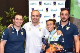 U14- Lazio, risultati prestigiosi: 4 bronzi agli Italiani