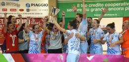 Juniores, la Lazio vince il terzo scudetto consecutivo