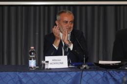 Alfonso Morrone lascia il Racing Fondi: le motivazioni
