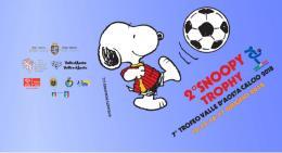 Presentato il 2° Trofeo Snoopy: ecco tutte le novità