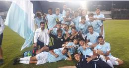 Lazio, colpo di coda: vinto il torneo di Cava de' Tirreni