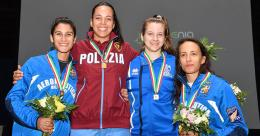 Frascati: Palumbo e Rosatelli vice campioni d'Italia