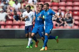 Armini e Riccardi nella Top 11 dell'Europeo U17