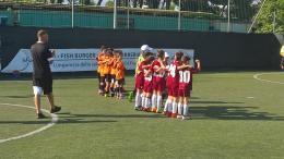 Memorial Costa, Totti Soccer vittoriosa dal dischetto