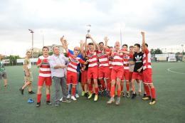 Coppa allo Sporting Tanas: Atletico Olevano battuto