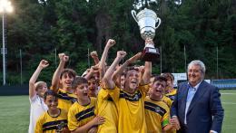 L'Urbetevere si aggiudica il III Soccer Challenge Tdeffe Events
