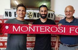 Valerio Frasca è il primo nuovo volto del Monterosi