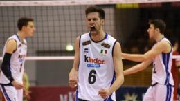 Il talento di Lorenzo Sperotto alla Roma Volley