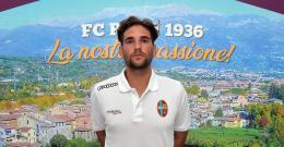 Rieti, Riccardo Paparelli dall'Eccellenza alla Serie C