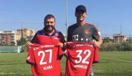 Festa a Civitavecchia: la CSL ospita il Bayern Monaco!
