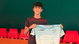 Filippo Acchioni torna a vestire la maglia della Lazio