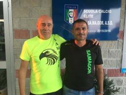 "Samagor, parla mister Maurizio Pinti: ""Obiettivo salvezza"""