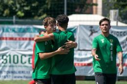 Pro Calcio, cinquina: Sant'Angelo Romano battuto