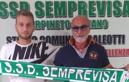 Palombi giura amore eterno alla Visa: 15ª stagione in biancoverde