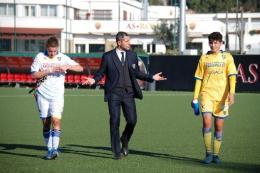 Un pareggio ed una sconfitta per i 2003 e i 2004 del Frosinone