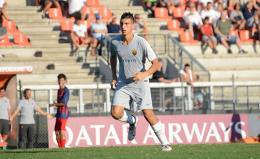 Di Francesco applaude Bucri: in gol nel test col Benevento!
