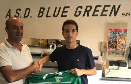 Blue Green, ancora un colpo: si presenta Matteo Bottazzo