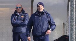 """Pro Roma, Ligori è soddisfatto: """"Buon primo tempo"""""""