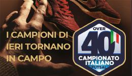 Campionato Italiano Futsal Over 40: è tutto pronto!