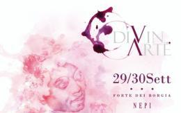 Artisti e degustazioni di vino, attesa per DivinArte