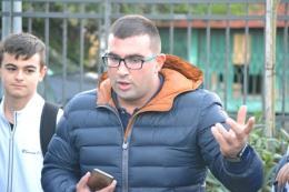 """3T Frascati ritorna Casaburi """"Qui mi sento a casa"""""""