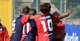 Leader mediano e goleador: il Fiumicino si gode Piscopo