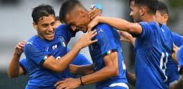 L'Italia parte alla grande: tris ai danni dell'Estonia