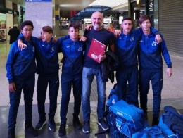 """Vis Aurelia, Deli: """"Test per cinque con il Torino"""""""