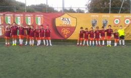 """Roma Futsal, Davide presenta le giovanili del """"Manianpama"""""""