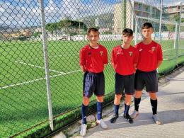 Orgoglio Urbetevere: tre ragazzi in prova con il Genoa