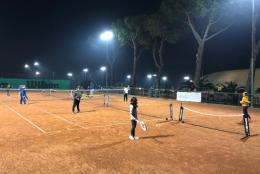 Tc New Country Club Frascati: la Milazzo e il baby tennis