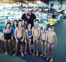 3T Frascati: piccoli nuotatori protagonisti a Pietralata