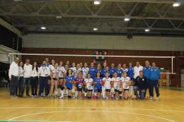 C - La Volley Terracina conosce la sua prima sconfitta