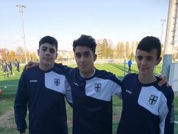 Il Parma guarda la Tor Tre Teste: tre talenti in prova