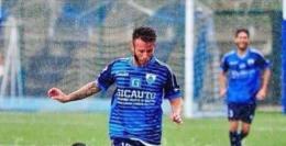 """Formia, Raspaolo on fire: """"Dedica ai tifosi, dato un segnale forte"""""""