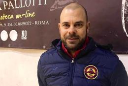 Manuel Baldelli è il nuovo tecnico del Real Ciampino