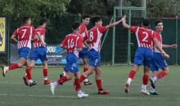 Atletico Vescovio all'inglese: un gol per tempo al Pomezia