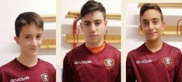 Soddisfazione Pro Roma: tre 2005 in prova alla Salernitana